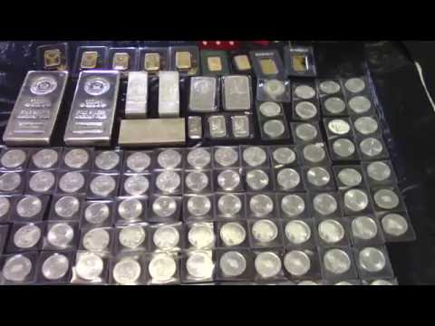 Gold & Silver Bullion Collection HD