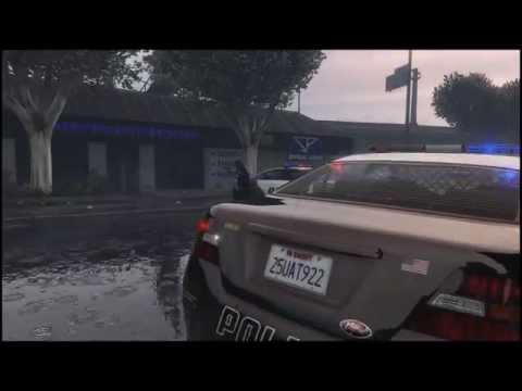 LAMAR's RUN GTA 5 PC