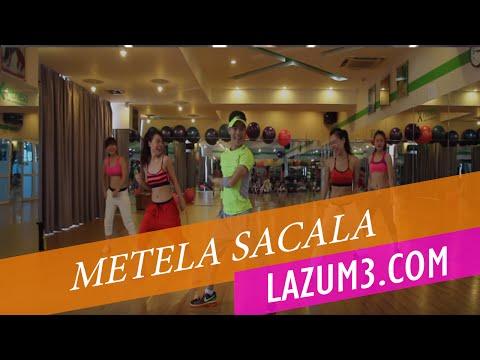 Nhảy zumba   Metela Sacala (El Chevo)   Lazum3   Zumba Fitness VietNam