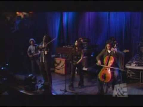 Alanis Morissette with Boyd Tinsley - Uninvited 2005-02-11 (Aired 2005-02-20)
