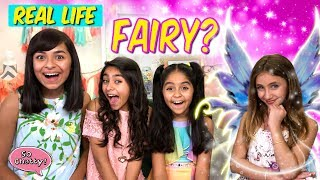 Is Ava Kolker A Real Fairy : So Chatty Talk Show // GEM Sisters