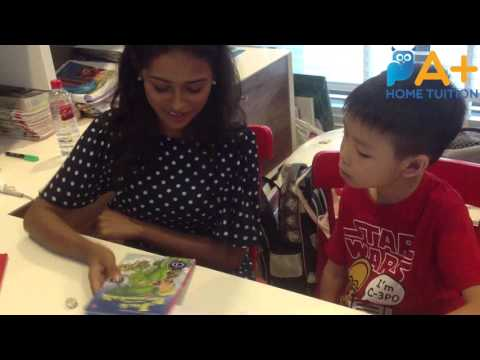 A Snippet of English Tuition lesson - A+ Home Tuition Malaysia