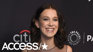 Watch Millie Bobby Brown Relive Her Most Memorable 'Stranger Things' Fashion