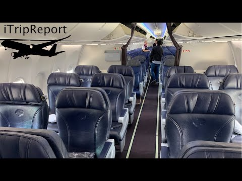 (New Interior) Aeromexico 737 800 Clase Premier (First Class) Trip Report