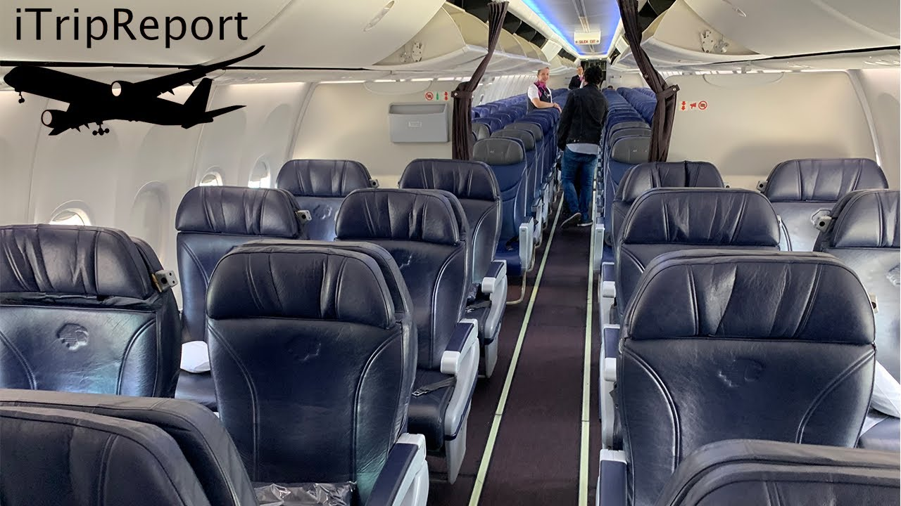 New Interior Aeromexico 737 800 Clase Premier First