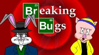 BREAKING BUGS a Breaking Bad tribute by Toonsmyth