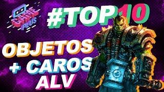 😱💵🔥👾 🕹️#TOP10 de los OBJETOS MÁS CAROS en los VIDEOJUEGOS