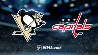 Crosby nets game-winner in OT to down Capitals