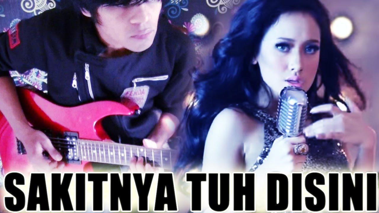 Cita Citata Sakitnya Tuh Disini Gitar Cover Versi Disco Rock By Mr Jom Youtube
