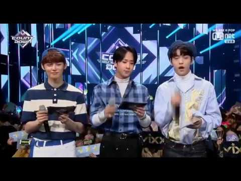 190321 TXT (투모로우바이투게더) Yeonjun & Soobin MC cut on MCountdown