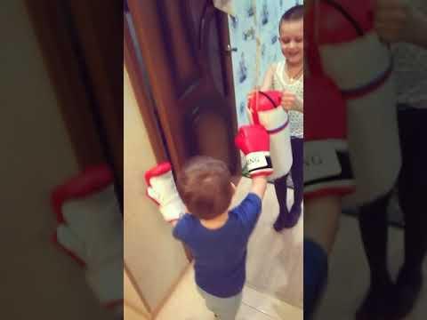 Бокс-это сила!!!