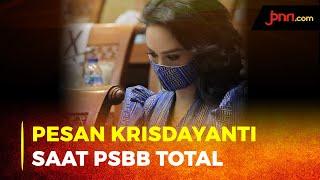 Krisdayanti Komentari Keputusan Anies Baswedan Terapkan PSBB Total di Jakarta - JPNN.com