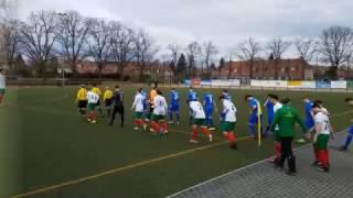 SC Staaken vs TSV Rudow 1:1 ( Berlin Liga 19. Spieltag , 05.03.17 )