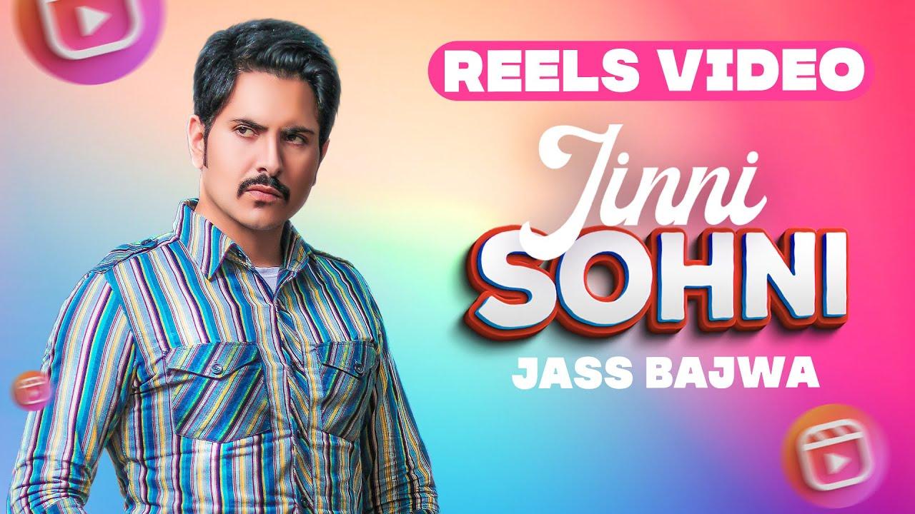 Jinni Sohni (Reels Video)   Jass Bajwa   Yeah Proof   Latest Punjabi Songs 2021   Planet Recordz