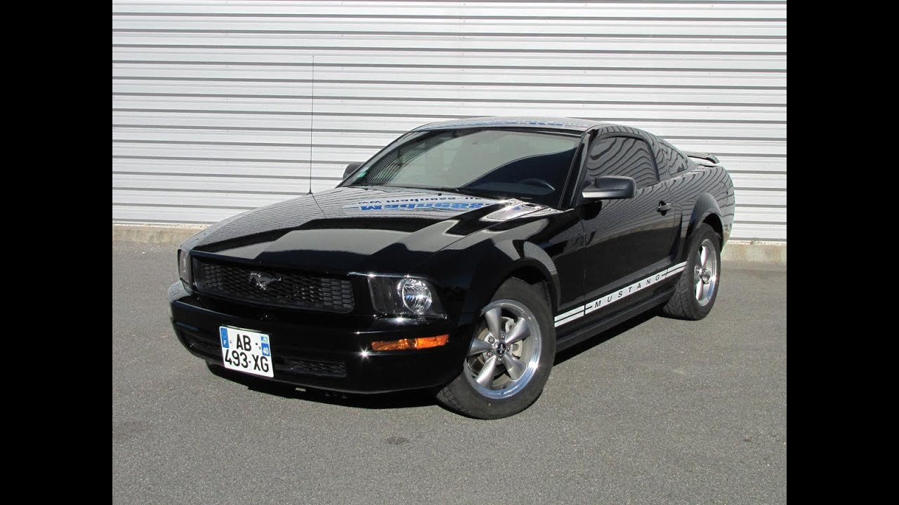 ford mustang 2006 v6 car autos gallery. Black Bedroom Furniture Sets. Home Design Ideas