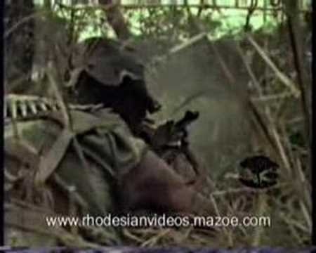 Rhodesia - the Forces Video Collection