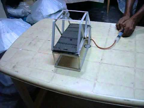 how to build a simple bridge for school project