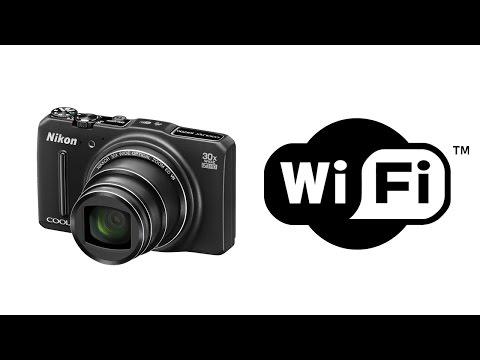 Nikon Coolpix Wifi Feature