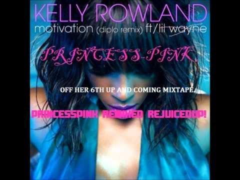 KELLY ROWLAND FEAT. LIL WAYNE- MOTIVATION OFFICIAL VIDEO