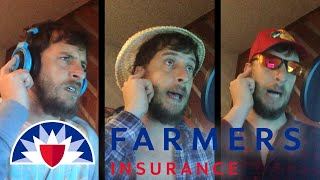 Behind The Jingle - Farmers Insurance