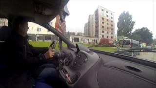 Тест драйв Fiat Multipla