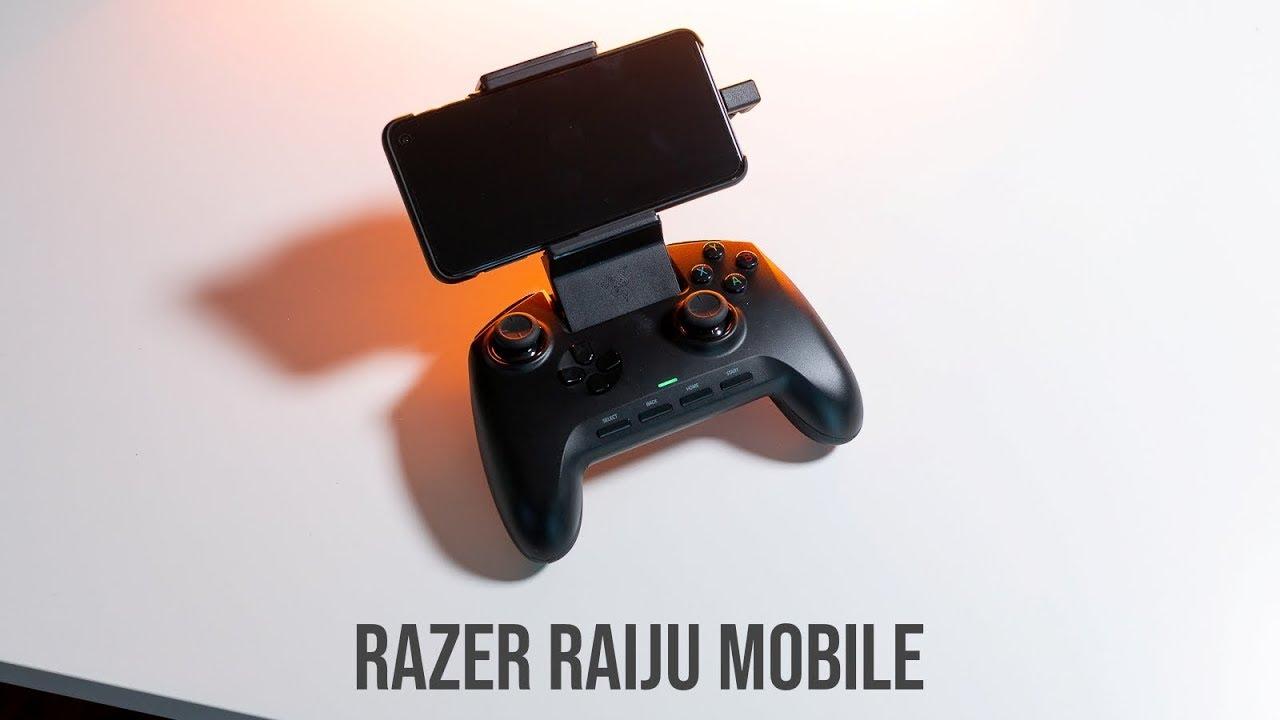 Razer Raiju Mobile Review Gaming Controller For Android And Pc Youtube Razer raiju mobile gaming controller review: razer raiju mobile review gaming controller for android and pc