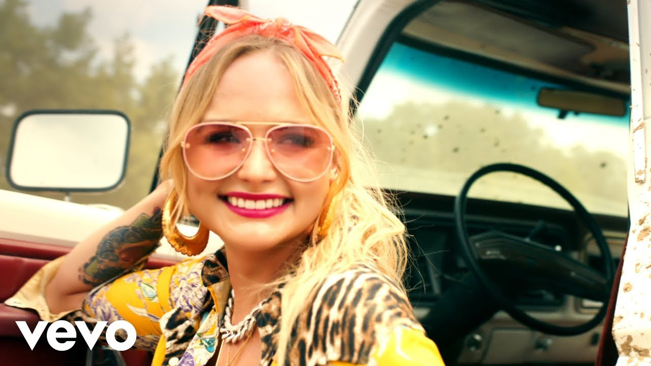 Miranda Lambert It All Comes Out In The Wash Official Video Youtube