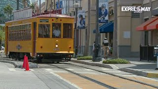 Tampa Connected Vehicles Pilot - Streetcar Installation 2018