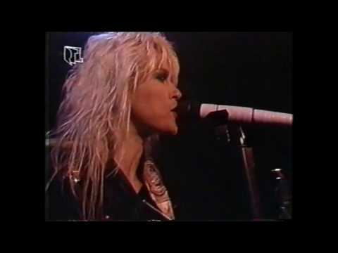 Lita Ford - Live In Essen [1988 Full Show]