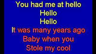 Beyoncé Hello Videoke Karaoke HD