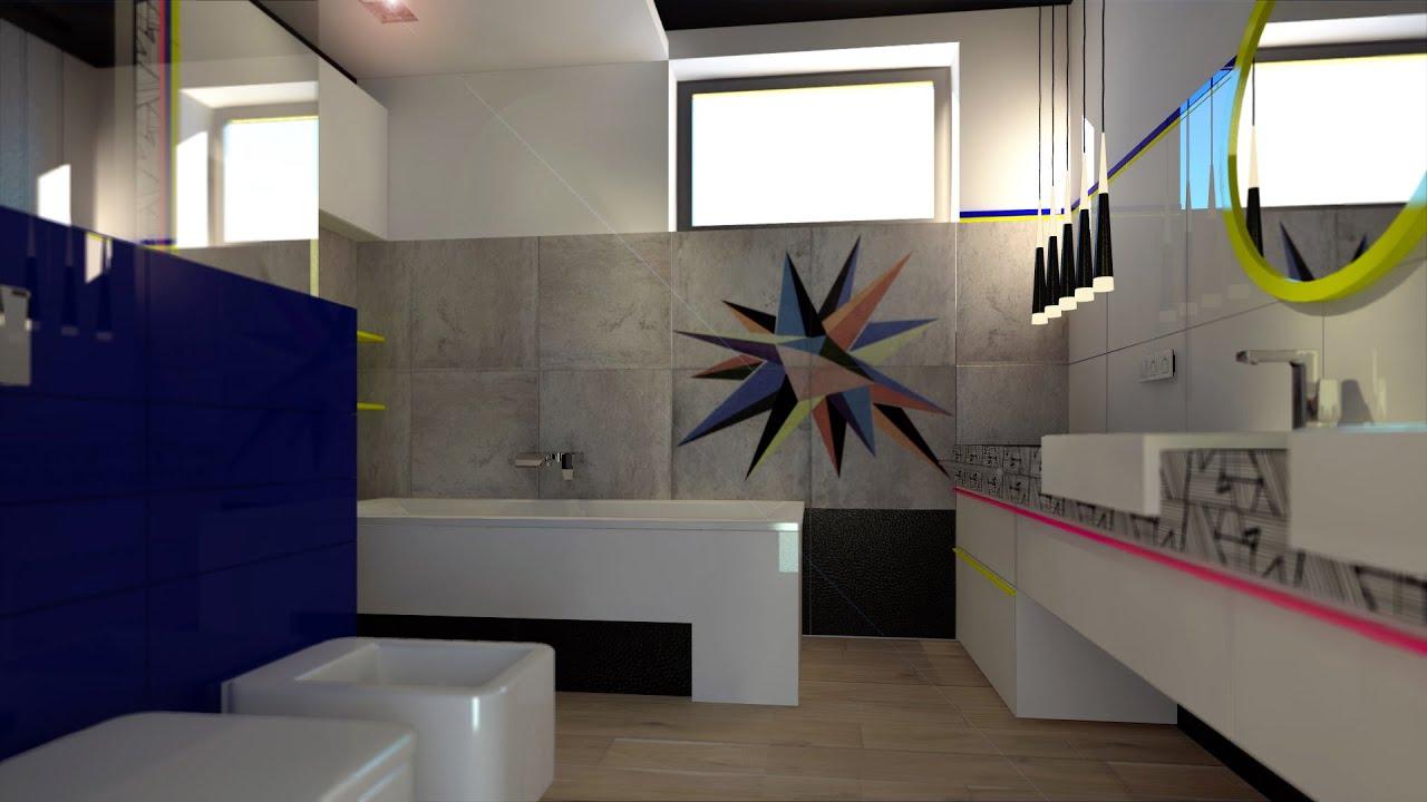 projekt azienki w nowoczesnym stylu tub dzin berlin. Black Bedroom Furniture Sets. Home Design Ideas