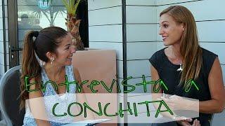 CONCHITA - La ocho y Diez  (Entrevista)