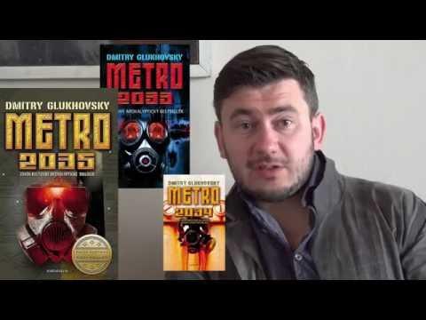 Dmitry Glukhovsky METRO 2035