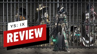 Ys IX: Monstrum Nox Review (Video Game Video Review)