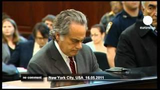 New York judge denies Dominique Strauss-Kahn bail - no comment
