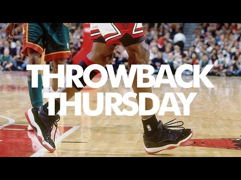 Air Jordan 11 Low - Throwback Thursday