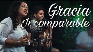 Gracia Incomparable - Evan Craft Ft Evaluna Montaner (Cover CCTV Ft Rosbely Molina)