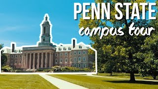 The ULTIMATE PENN STATE CAMPUS TOUR!