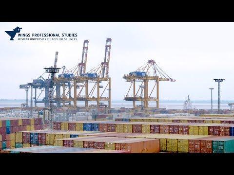 Bachelor Maritime Logistics And Port Management