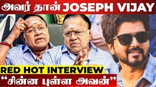 """I Will Be the First to Master the Stop Image"" – Radha Ravi Action Interview 