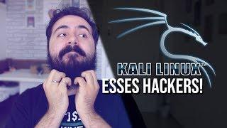 Kali Linux - Conheça o sistema dos Hackers