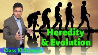 Heredity and Evolution : CBSE Class 10 X Science (Biology)