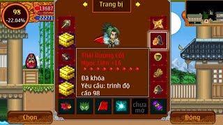 Ninja School Online : Mở Rương Huyền Bí Hành Trình full16 #quaytay49s