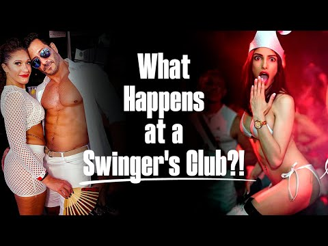 What Happens At A Swinger's Club?!
