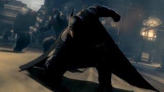 Batman: Arkham Origins Gameplay Trailer - E3 2013