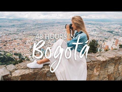 48 Hours in Bogotá