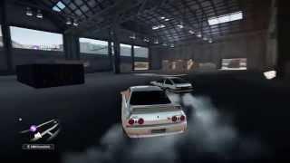 Forza Horizon 2: Tandem Drifting (Airport) #2 - Spitsy & NORKETT7