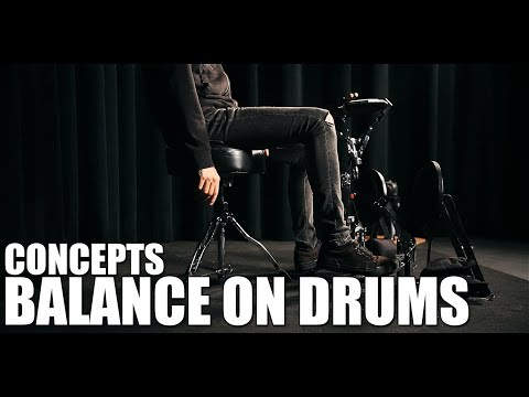 The CORRECT Drum Posture, Balance And Throne Height - James Payne
