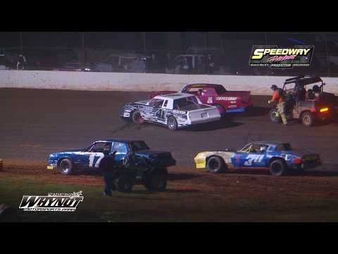 Whynot Motorsports Park | Fall Classic | Factory Stock Heats ONLY | Oct 27, 2018