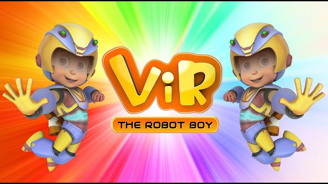 Dunia Robot Robot Boy Characters